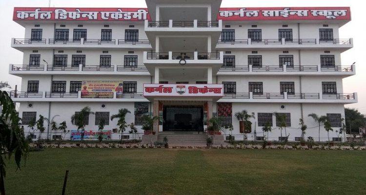 Colonel Defence Academy Kuchaman City